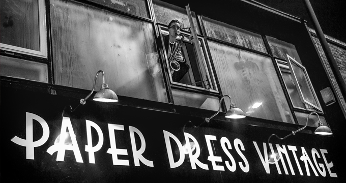 Paper Dress Vintage Bar & Boutique
