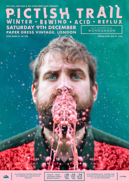 Eat your own ears presents pictish trail special guests for 13 20 paper jam check rear door