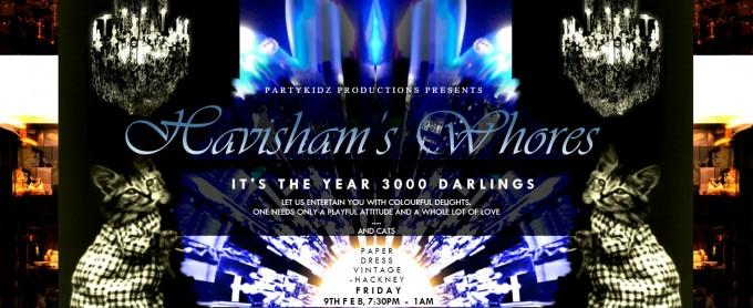 Havisham's Whores Banner